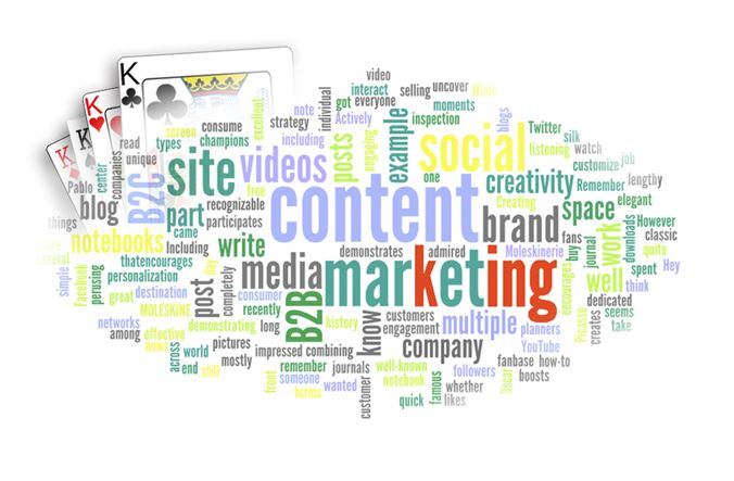 Still the King: Content marketing