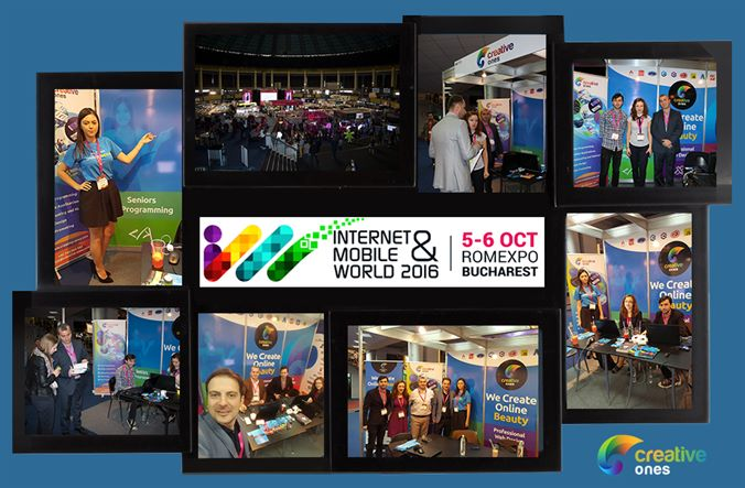 Participare de succes la Internet&Mobile World 2016