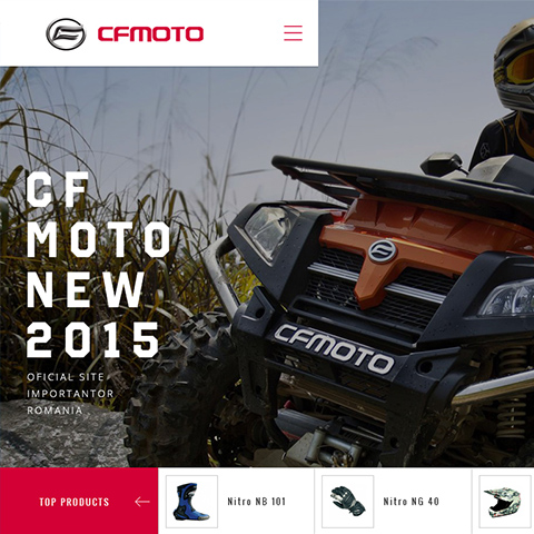 Cfmoto - Creative Ones