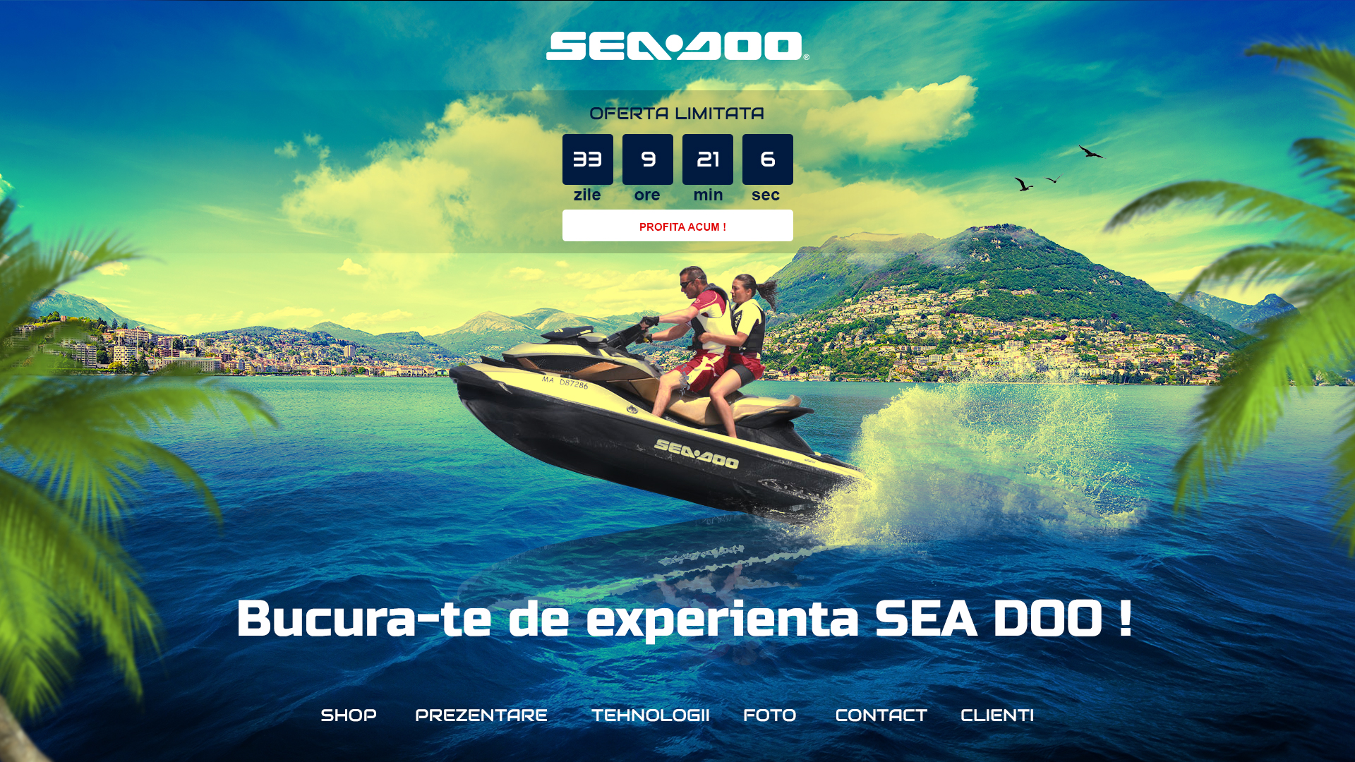 Sea Doo - Creative Ones