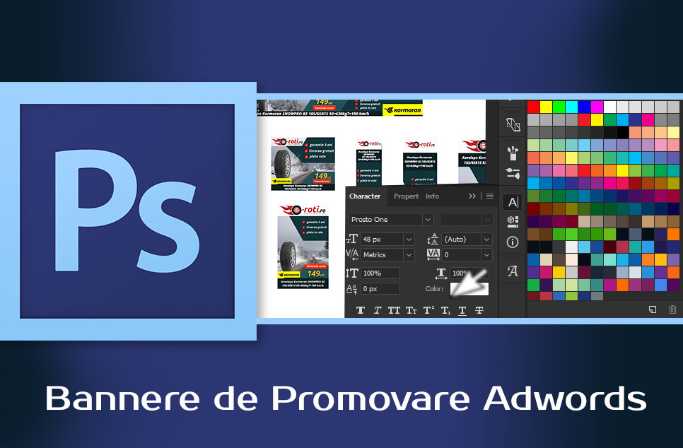 Brief Design Bannere promovare