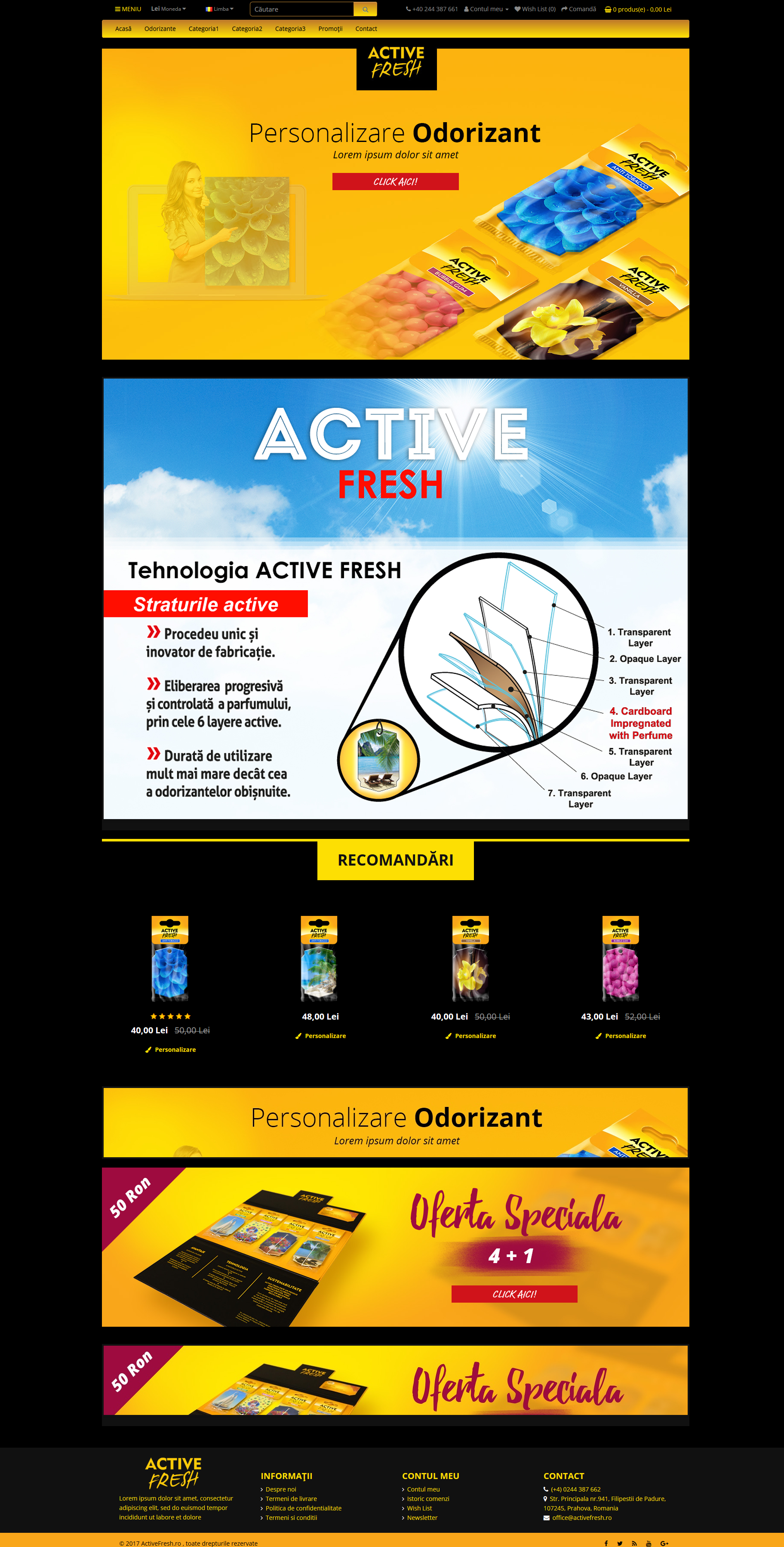 (Română) ActiveFresh - Creative Ones