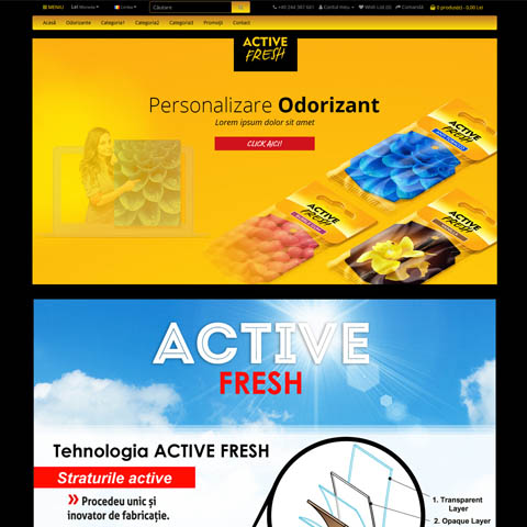 ActiveFresh