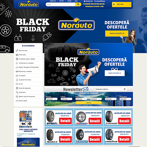 Norauto Black Friday