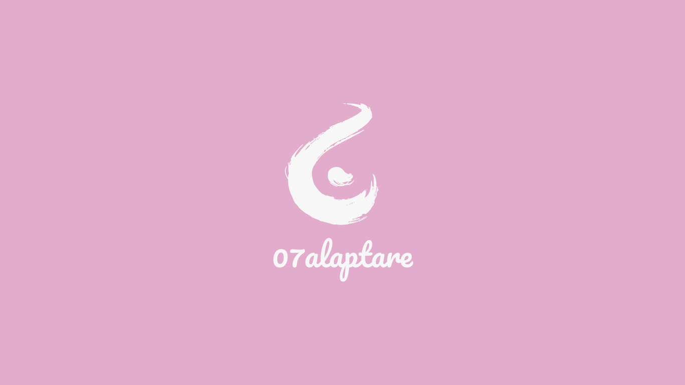 07alaptare - Creative Ones
